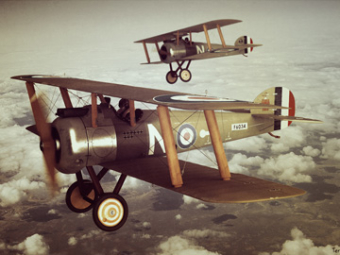 Sopwith Camels